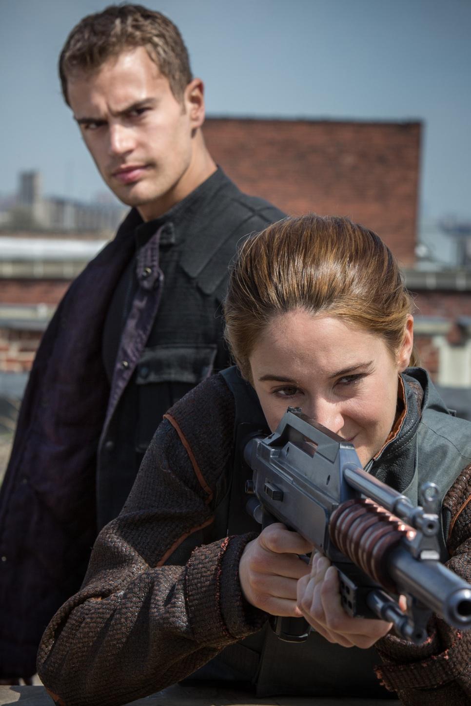 Divergent 4